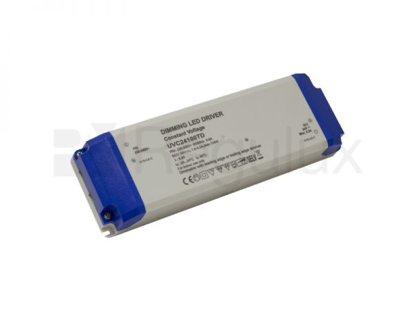DriverTD 100 Triac Dimmable LED Driver 100w IP20 12/24v