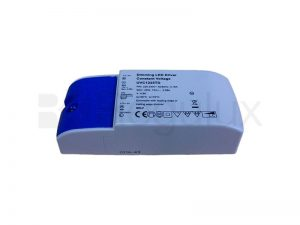 DriverTD 25. 25w LED Triac Dimmable Driver IP44 12/24v