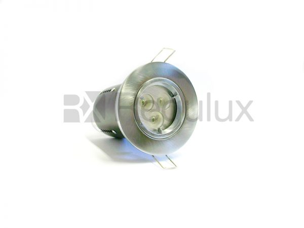FRLRFG Fixed Diecast Aluminium Fire-Rated GU10 Downlight