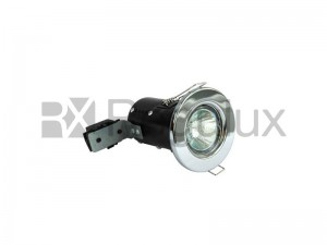 FRF1G – Fixed Pressed Steel Fire-Rated GU10 Downlight