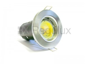 FRF1G - Fixed Pressed Steel Fire-Rated GU10 Downlight