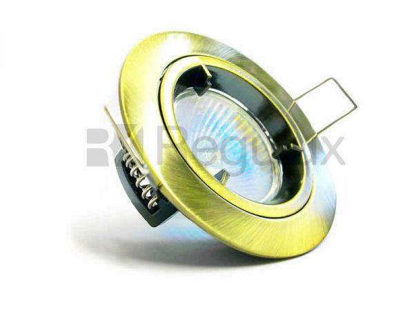 DLLR01 - DieCast Fixed Lock Ring Downlight