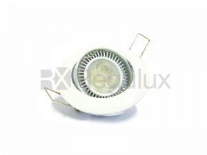 DL35 – Diecast Tilt Downlight MR11