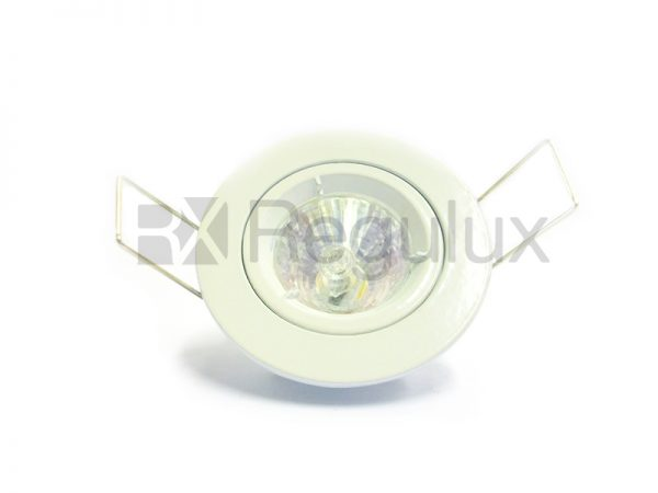 DLLR02 - Diecast Lock Ring Fixed Downlight MR11