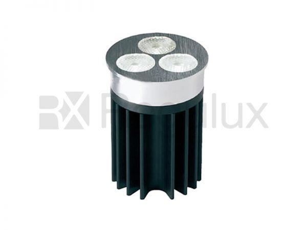 RX6001. 12v. 3x3w Cree LED Flood Module.