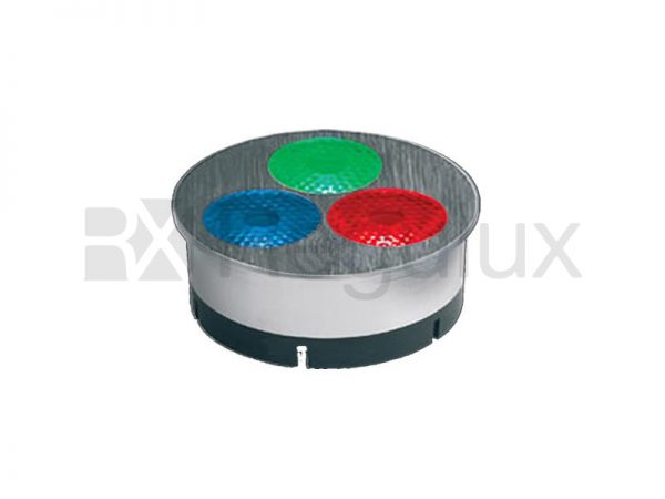 RX6003. 12v. RGB. 3x1w. Cree LED Flood Module