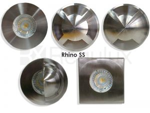 Rhino Inground Deck Uplight IP65 316 SS 4 Facia Designs