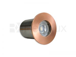 RHINO CP Inground Deck Uplight IP65 Copper