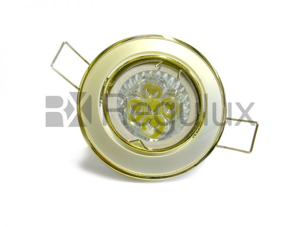 DL306 - Two Tone Tilt Downlight