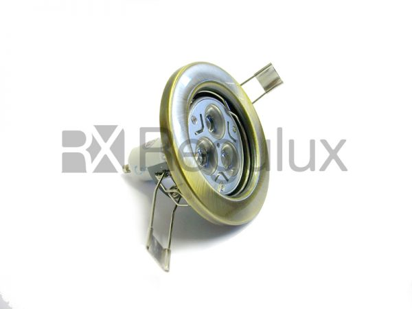DL50 – Pressed Steel Fixed Downlight