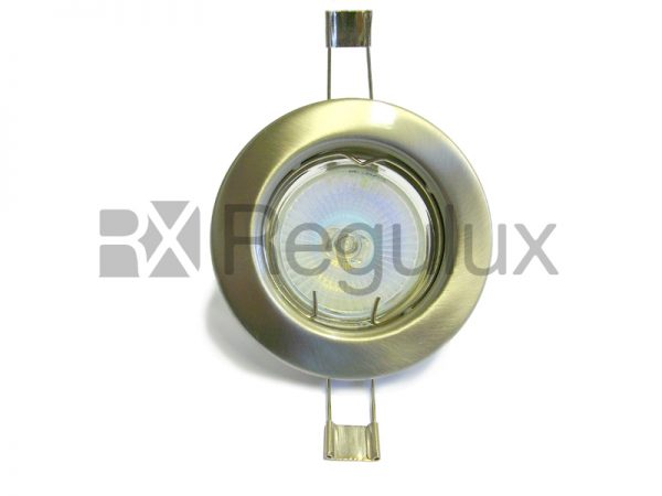 DL50 - Pressed Steel Fixed Downlight