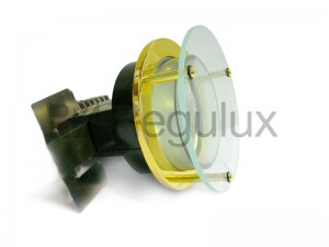 DL803 - Drop Glass Fixed Downlight