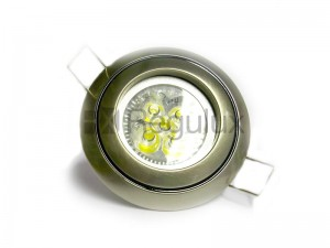 "DLC004 - ""Groove"" Downlight From The Design Range"