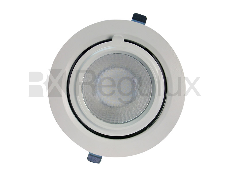 Dlt36 Circular Led Wallwasher Retail 36w Regulux Lighting