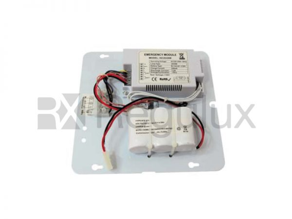 EMG28KIT – Square or Circular 28w 3hr Emergency Gear Tray