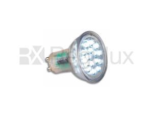 LEDGU10W - LED Lamp GU10 15 LEDS 1.5w White
